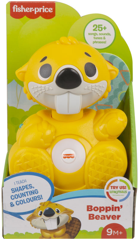 Wholesalers of Fisher Price Boppin Beaver toys