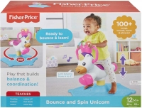 Wholesalers of Fisher-price Bounce And Spin Unicorn toys image