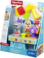 Wholesalers of Fisher Price Busy Learning Tool Bench toys image