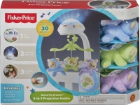 Wholesalers of Fisher-price Butterfly Dreams 3-in-1 Projection Mobile toys image