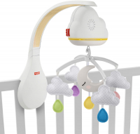 Wholesalers of Fisher Price Calming Clouds Mobile toys image 3