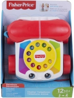 Wholesalers of Fisher Price Chatter Telephone toys image