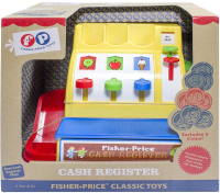 Wholesalers of Fisher Price Classic Cash Register toys image