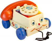Wholesalers of Fisher Price Classic Chatter Telephone toys image 2
