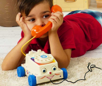 Wholesalers of Fisher Price Classic Chatter Telephone toys image 3