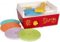Wholesalers of Fisher Price Classic Record Player toys image 2