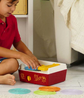 Wholesalers of Fisher Price Classic Record Player toys image 3
