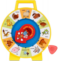 Wholesalers of Fisher Price Classic See N Say Farmer Says toys image 2