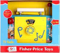 Wholesalers of Fisher Price Classic Tv-radio toys image