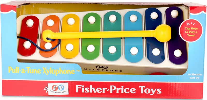 Wholesalers of Fisher Price Classic Xylophone toys