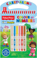 Wholesalers of Fisher Price Colour By Numbers Set toys image