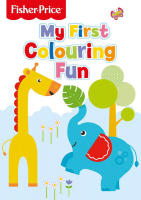 Wholesalers of Fisher Price Colouring Book Giraffe toys image