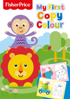 Wholesalers of Fisher Price Copy Colour Book toys image