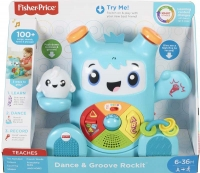 Wholesalers of Fisher Price Dance And Groove Rockit toys image