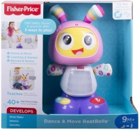 Wholesalers of Fisher Price Dance And Move Beat Belle toys image