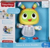 Wholesalers of Fisher Price Dance And Move Beat Bo toys image