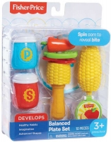 Wholesalers of Fisher Price Food Set Asst toys image