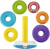 Wholesalers of Fisher-price Giant Rock-a-stack toys image 2