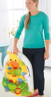 Wholesalers of Fisher-price Giraffe Sit-me-up Floor Seat With Tray toys image 4