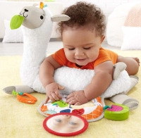Wholesalers of Fisher-price Grow-with-me Tummy Time Llama toys image 3
