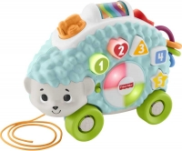 Wholesalers of Fisher Price Happy Shapes Hedgehog toys image