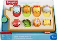Wholesalers of Fisher Price Hide & Peek Pop-up Playset toys image