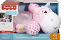 Wholesalers of Fisher-price Hippo Projection Soother - Pink toys image