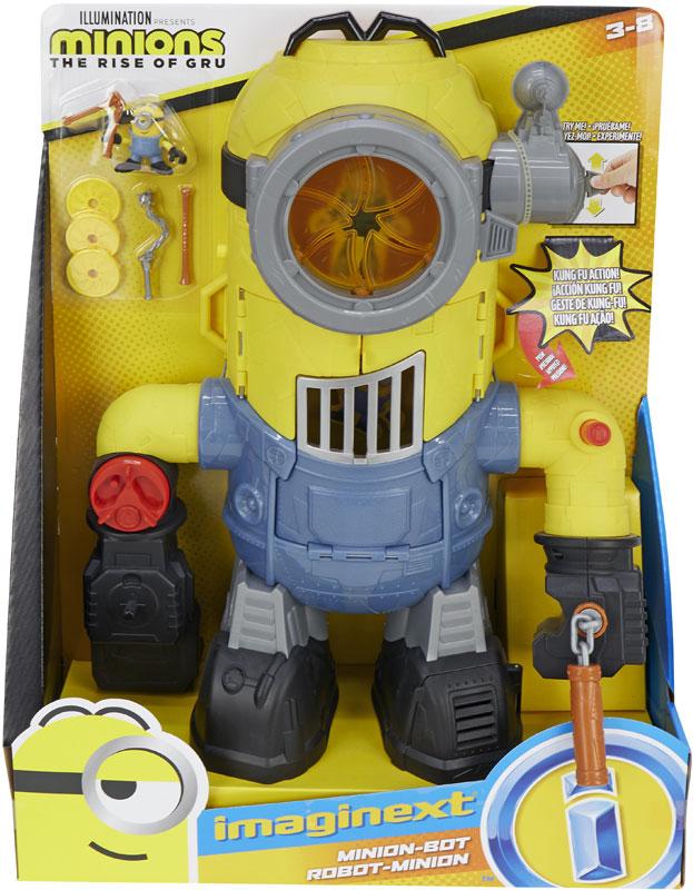 Wholesalers of Imaginext Minions Minionbot toys