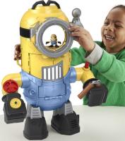 Wholesalers of Imaginext Minions Minionbot toys image 3