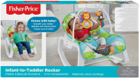 Wholesalers of Fisher-price Infant To Toddler Rocker toys image
