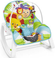 Wholesalers of Fisher-price Infant To Toddler Rocker toys image 2