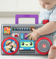 Wholesalers of Fisher Price L&l Boom Box toys image 3
