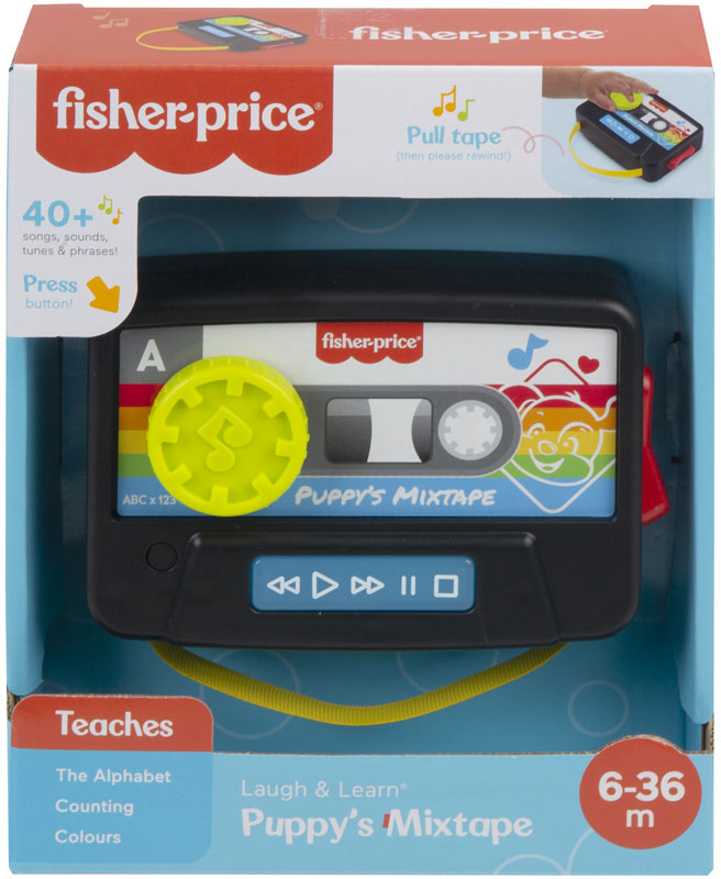 Wholesalers of Fisher Price L&l Mix Tape toys