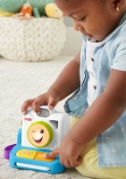 Wholesalers of Fisher-price Laugh & Learn Click & Learn Instant Camera toys image 3