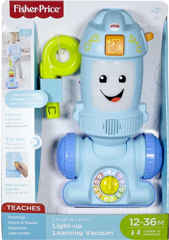 Wholesalers of Fisher-price Laugh & Learn Light-up Learning Vacuum toys
