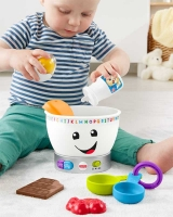 Wholesalers of Fisher-price Laugh & Learn Magic Color Mixing Bowl toys image 3