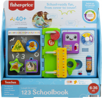 Wholesalers of Fisher-price Laugh And Learn  123 Schoolbook toys Tmb