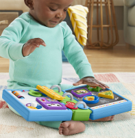 Wholesalers of Fisher-price Laugh And Learn  123 Schoolbook toys image 4