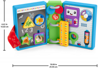 Wholesalers of Fisher-price Laugh And Learn  123 Schoolbook toys image 5