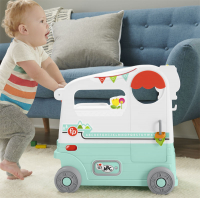 Wholesalers of Fisher-price Laugh And Learn 3-in-1 On-the-go Camper toys image 3