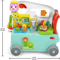 Wholesalers of Fisher-price Laugh And Learn 3-in-1 On-the-go Camper toys image 4