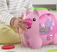Wholesalers of Fisher Price Laugh And Learn Count And Rumble Piggy Bank toys image 3