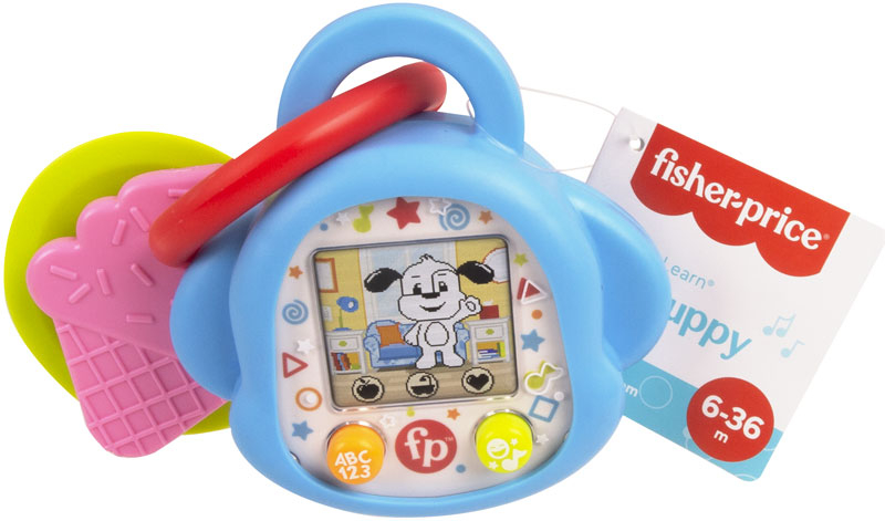 Wholesalers of Fisher-price Laugh And Learn Digipuppy toys