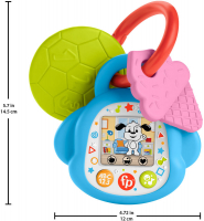Wholesalers of Fisher-price Laugh And Learn Digipuppy toys image 3