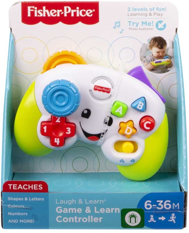 Wholesalers of Fisher Price Laugh And Learn Game And Learn Controller toys