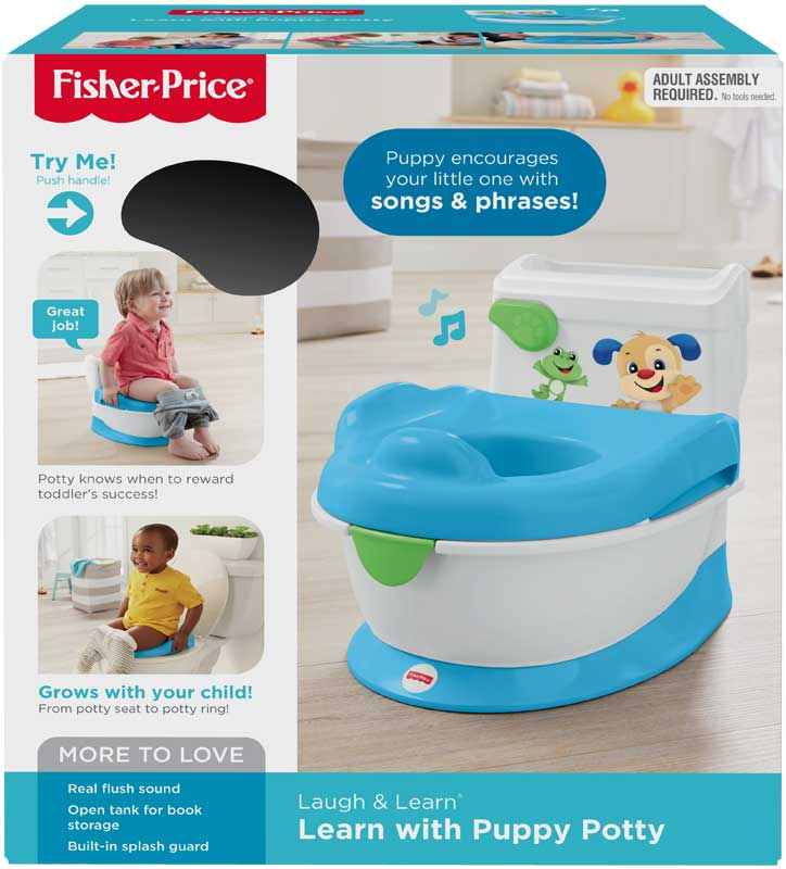 Wholesalers of Fisher-price Laugh And Learn Learn With Puppy Potty toys