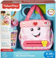 Wholesalers of Fisher Price Laugh And Learn My Smart Purse toys image