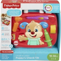 Wholesalers of Fisher Price Laugh And Learn Puppys Check-up Kit toys image