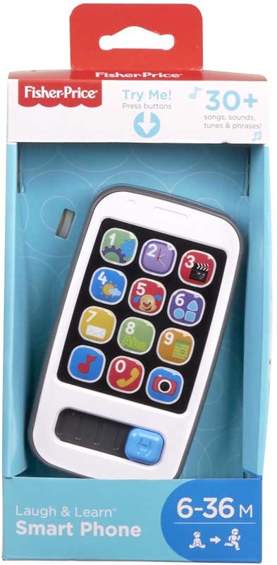 Wholesalers of Fisher Price Laugh And Learn Smart Phone toys