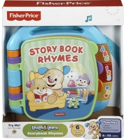 Wholesalers of Fisher Price Laugh And Learn Storybook Rhymes toys image